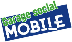 Logo Garage Mobile Social